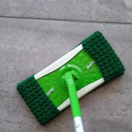Crunch Stitch Swiffer Pad
