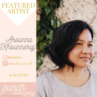 Punch Needle Artist: Arounna Khounnoraj from Bookhou