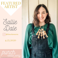 Punch Needle Artist: Sallie Dale from The Urban Acres