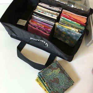 Darn Good Yarn Fat Quarter Storage Bag Giveaway