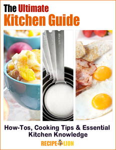 The Ultimate Kitchen Guide: How-Tos, Cooking Tips & Essential Kitchen Knowledge Free eBook