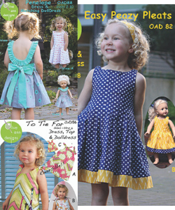 Olive Ann Sewing Patterns Giveaway