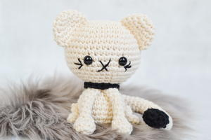 Ravelry: Amigurumi Scarecrow Cat and Crow pattern by The Enchanted ... | 200x300
