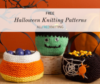 Free Halloween Knitting Patterns