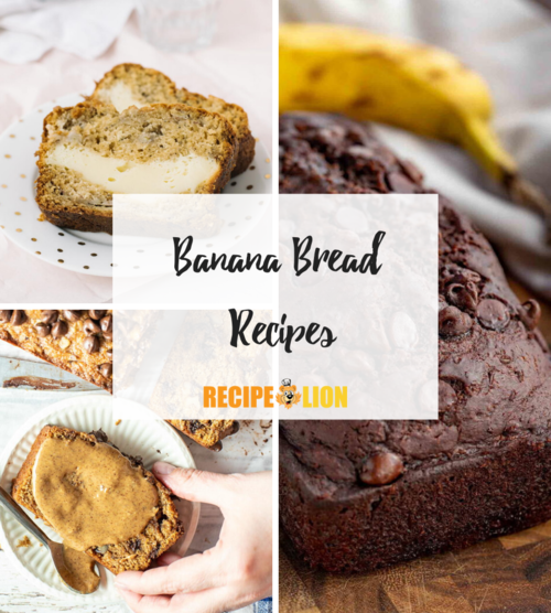 10 Moist Banana Bread Recipes