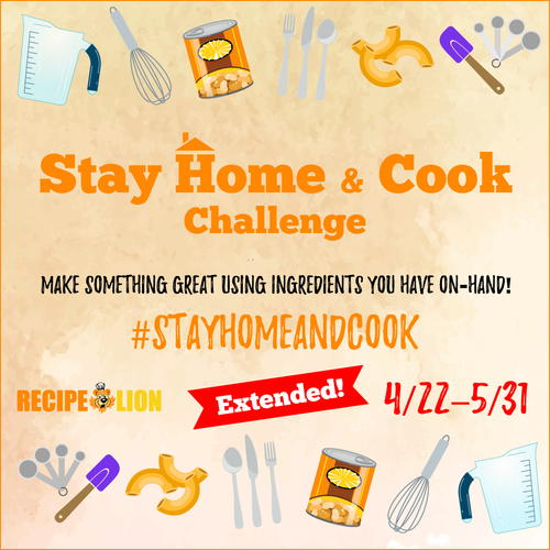 Stay Home and Cook Challenge