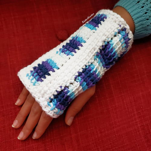 Join Me - Easy Tunisian Mittens