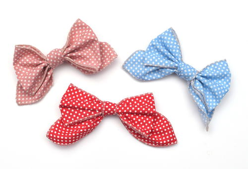 Easy Diy Fabric Bows