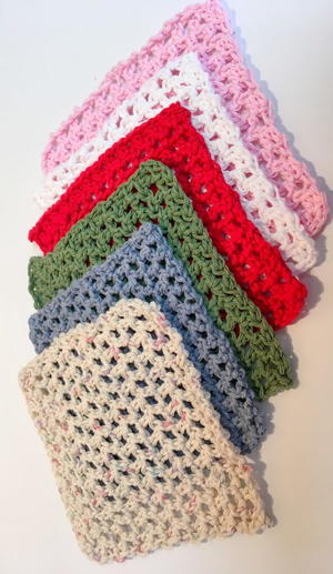 Simple Spa Washcloth