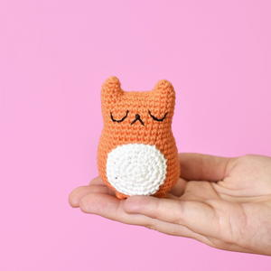 Tiny Cat Amigurumi