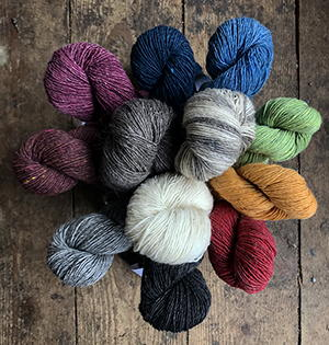 Simply Fine Yarn Bundle Giveaway