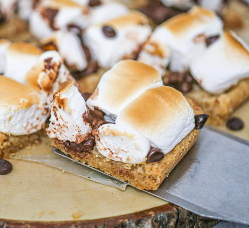 Easy S'mores Bars