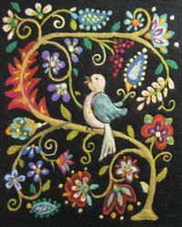 The Florentine Bird Tapestry