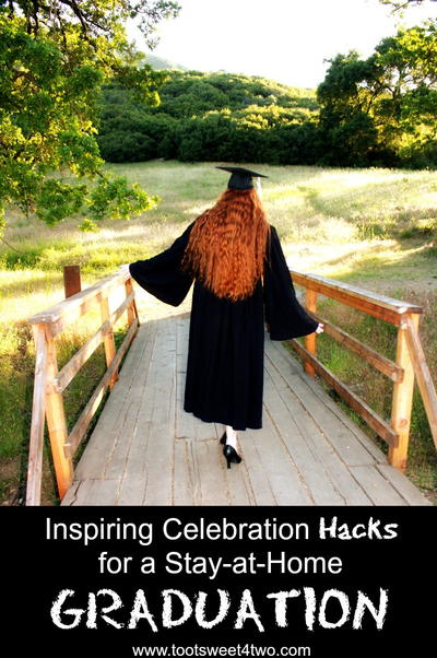 Inspiring Celebration Hacks For A Stay-at-home Graduation Party