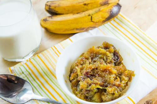Banana Ghee Recipe