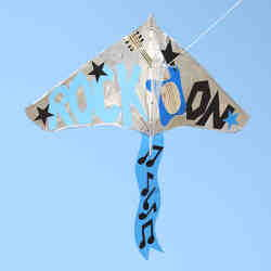 Rock Star Kite