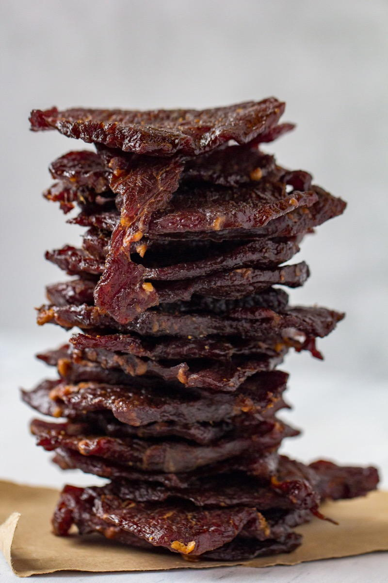 Bulgogi Beef Jerky | RecipeLion.com