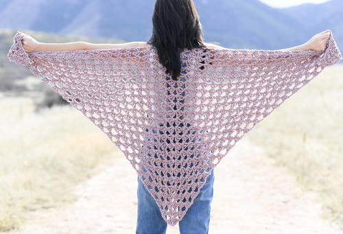 Agape Wrap Crochet Pattern