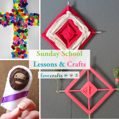 Sunday School Lessons and Crafts