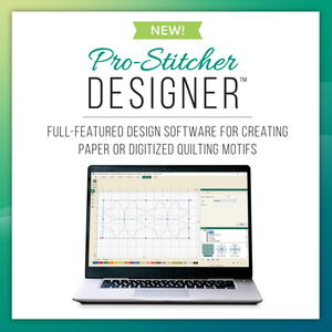 Pro-Stitcher Designer Software Giveaway