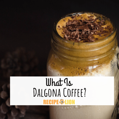What is Dalgona Coffee