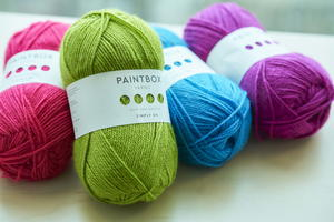 LoveCrafts Paintbox Yarn and Bag Giveaway