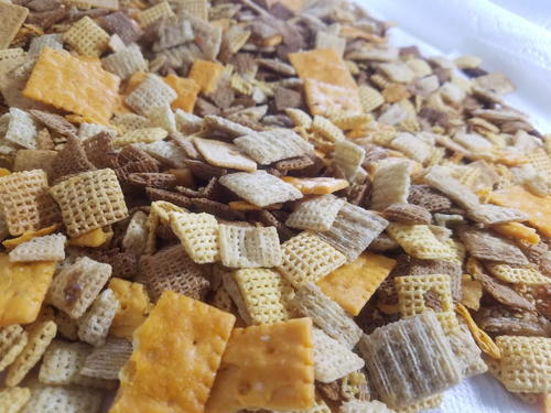 How To Make Chex™ Party Mix In A Slow Cooker
