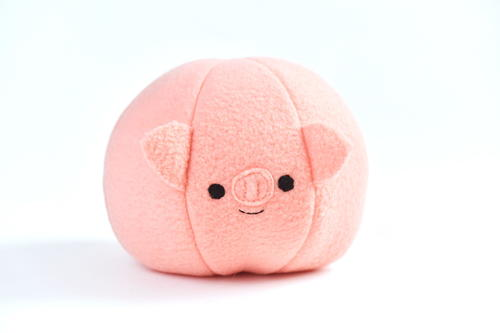 Adorable Pig Plush Pattern