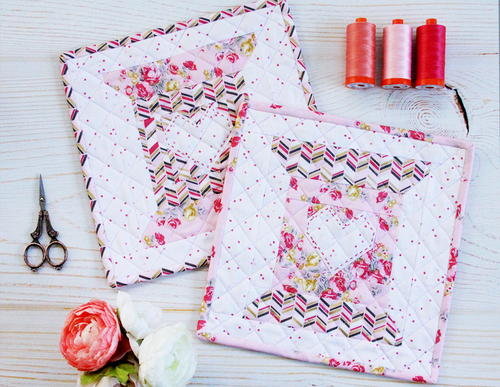 Pretty Quilt Block Pattern