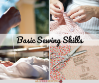 What are Basic Sewing Skills?