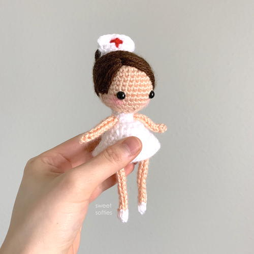 Doctor – Amigurumi Patterns | 500x500