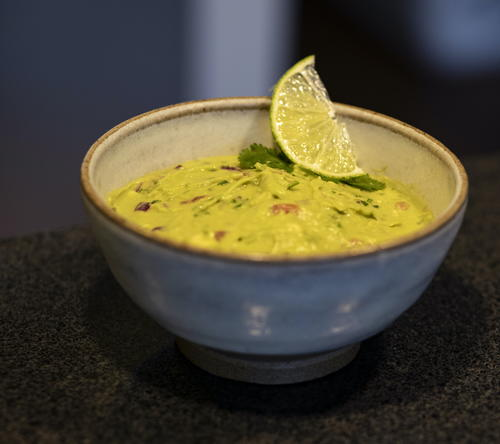 Irresistible Guacamole Recipe