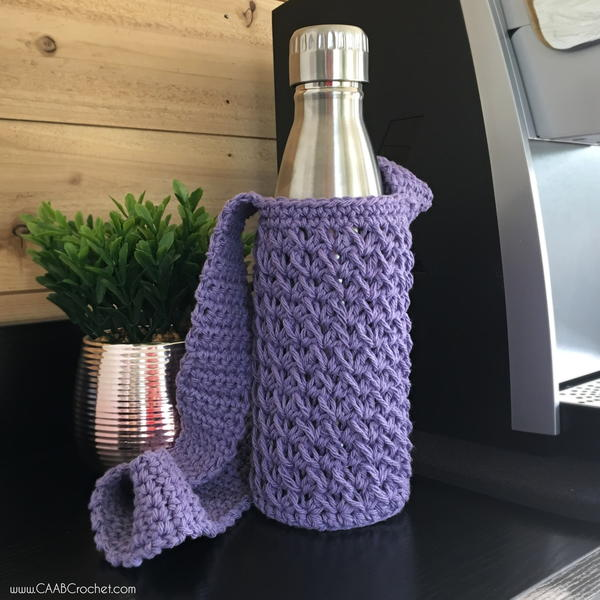 Trellis Bottle Holder