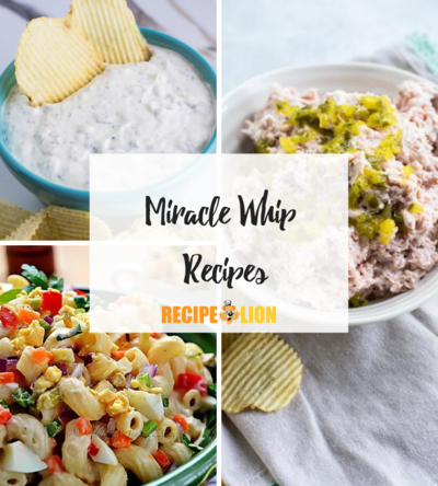 Miracle Whip Recipes
