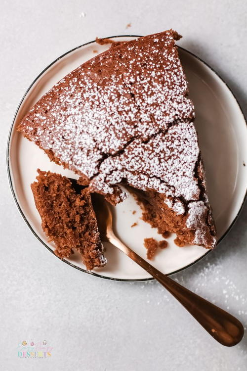 Dairy And Egg Free Chocolate Cake