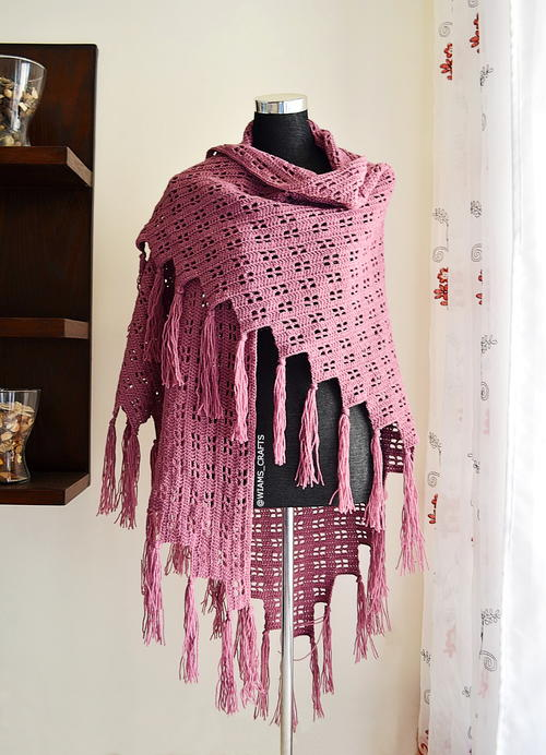 Windows Shawl