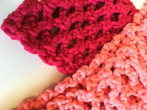 T-shirt Yarn Cowl