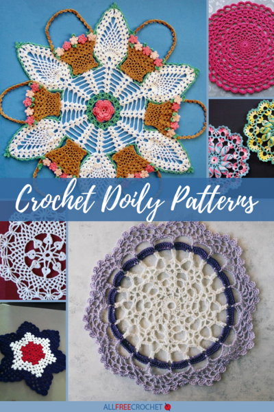 25 Crochet Doily Patterns