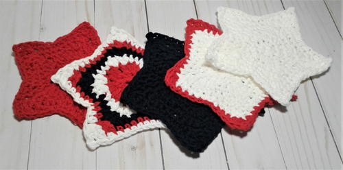 Star Light Dishcloth