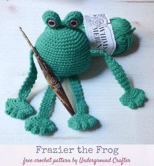 Frazier The Frog