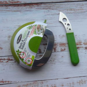 Herb and Salad Chopper and Swift Strip Set Giveaway