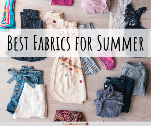 Best Fabrics for Summer