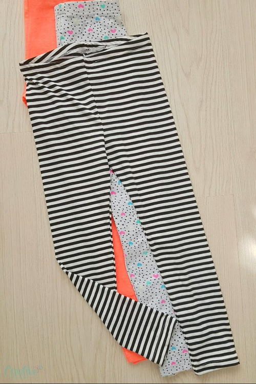 Girls Leggings Pattern