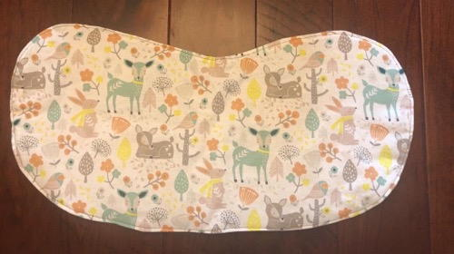 The Best Baby Burp Cloth Pattern