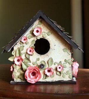 19 Birdhouse Craft Ideas Favecrafts Com