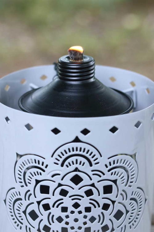 Diy Tiki Torch Fuel For Mosquitoes