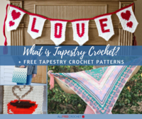 What is Tapestry Crochet?