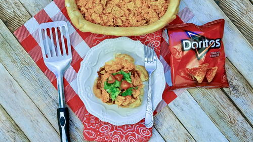 Doritos Taco Casserole Recipe