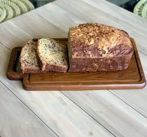 Nana's Ultimate Moist Banana Bread