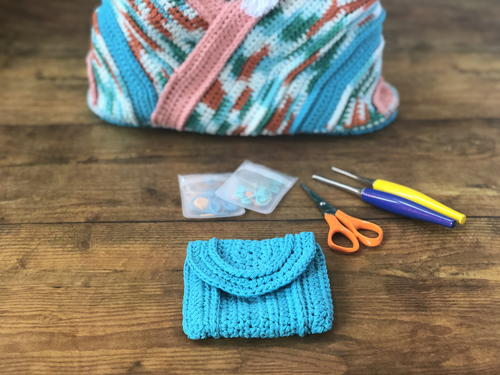 Simple Cotton Pouch